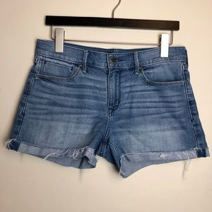 Abercrombie & Fitch Size 26 Cutoff Jean Shorts